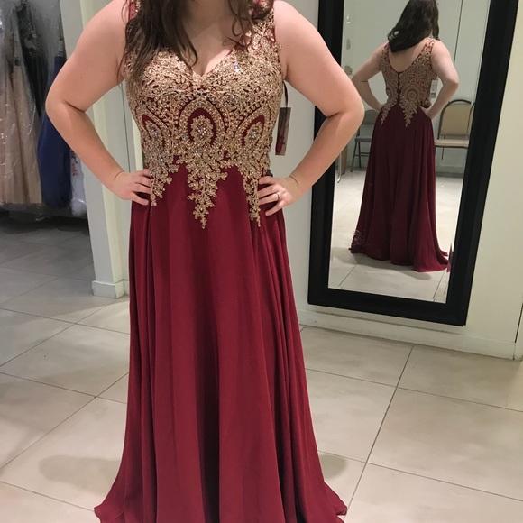 87f3b88321 Aria Bridal Prom Dress 2018